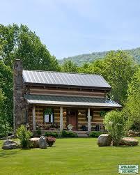 Yukon Trail I Appalachian Log Timber Homes Standard Model Rustic Style