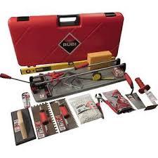 rubi tiling silver kit 2 rubi ts 66 max tile cutter