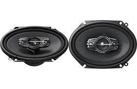 Choosing The Best 6x8 Car Speakers
