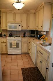 kitchen l shaped kitchen with chalk paint cabinet painting design