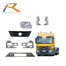 100 Quality Truck Body Made In Taiwan High Spare Parts For Mercedes Actros