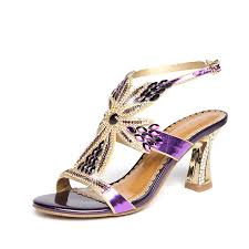 online get cheap rhinestone crystal women high heels aliexpress
