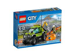 100 Lego Cement Truck LEGO City Volcano Exploration 60121