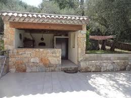 cuisine d ete couverte villa 6 pers avec piscine cuisine d été alpes maritimes