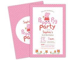 Peppa Pig Pumpkin Carving Ideas by Peppa Pig Party Invitations Marialonghi Com