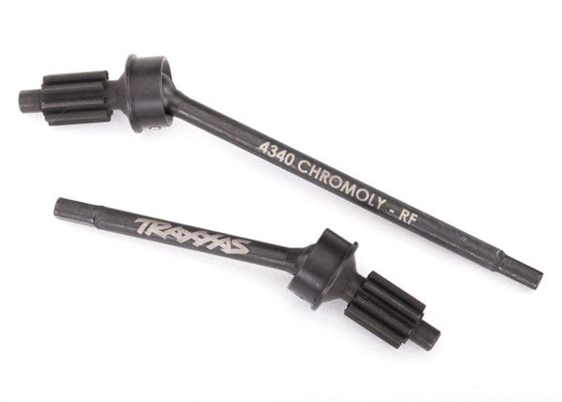 Traxxas 8062 - Axle Shaft, Front, Heavy Duty (Left & Right)