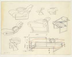 Bibendum Chair By Eileen Gray by Seven Things You Probably Didn U0027t Know About Eileen Gray Core77
