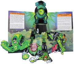 British Police Lanterns Page 4 by Dc Super Heroes The Ultimate Pop Up Book Dc Comics Amazon Co