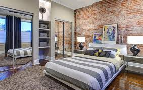 15 Bedrooms With Exposed Brick Walls