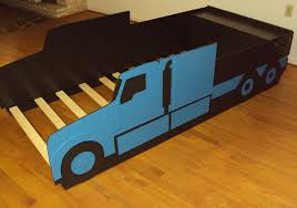 Buy A Custom Semi-Tractor Truck Twin Kids Bed Frame - Handcrafted ... Trains Airplanes Fire Trucks Toddler Boy Bedding 4pc Bed In A Bag Childrens Yellow Dump Truck Art Print Little Splashes Of Color The Home Depot 12volt Truck880333 Everything Kids Under Cstruction 3piece Set With Dark Chocolate Wooden For Boys With Dumptruck Cout Diverting Loft Curtain Beds Step Tonka Toddlers Best Resource True Hope And Future Dudes Dump Truck Bed Bedroom Decor Ideas 23 Your Will Lose Their Minds Over Bed Amazing