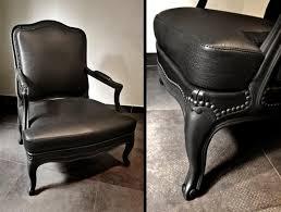 relooking fauteuil louis xv chiné pour vous