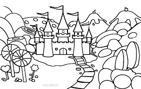 Full Size Of Coloring Pagecandy Page Candyland Pages Inspiration Web Design Book Large