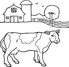 Luxe Coloriage Vache A Imprimer Imprimer Et Obtenir Une Coloriage