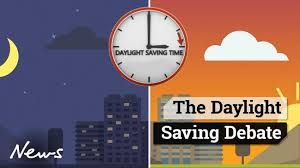 Daylight saving time — why do we change our clocks