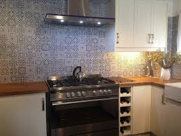 Porcelain Kitchen Tiles Pattern
