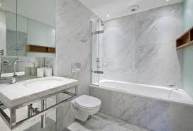 carrara tile bathroom