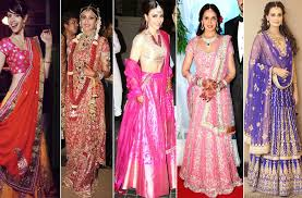 Best Dressed Bollywood Brides