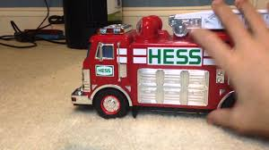 2005 Hess Truck Review - YouTube 1989 Hess Toy Fire Truck Bank Dual Sound Siren 1500 Pclick Hess Collection Collectors Weekly Fire Truck 1794586572 Toy Tanker New 1999 Amazoncom With Toys Games Brand In Box Never Touched 1395 Custom Hot Wheels Diecast Cars And Trucks Gas Station Hobbies Vans Find Products Online At Christurch Transport Board Wikipedia Monster Truck Uncyclopedia Fandom Powered By Wikia The Best July 2017 Eastern Iowa Farm Colctables Olo 2