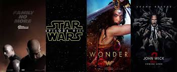 Top 6 Biggest Upcoming Movies Of 2017