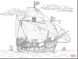 Fantastic Columbus Coloring Sheet Colors Christopher Pages With And Day