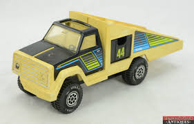 Vintage 1978 Tonka Car Hauler Carrier Tow Truck Ramp Roll Back ...