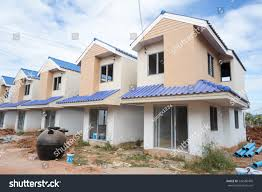 100 Homes In Bangkok Thailand December 15 2016 Low Stock Photo Edit Now