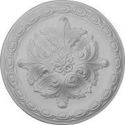2 Piece Ceiling Medallion Canada by Ceiling Medallions