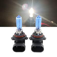 dc12v 6500k white 55w 9012 halogen headlight bulb 9012ll hir2