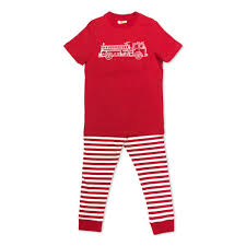 Short Sleeve Fire Truck Sleepwear – Honey Bee Tees