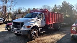 100 F650 Ford Truck Dump Walk Around YouTube
