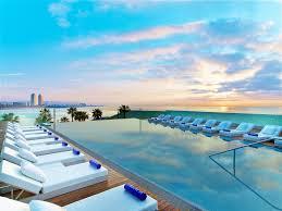 100 W Hotel Barcelona Luxury Luxury Spain