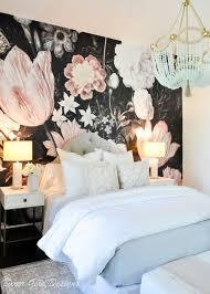 rosa schlafzimmer tapete schlafzimmer rosa möbel zimmer bett