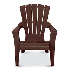 Lowes Canada Adirondack Chairs by Shop Us Leisure Cappuccino Resin Stackable Adirondack Chair At
