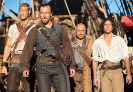 Halloween Town Cast And Crew by Black Sails U0027 Season 2 Interview Tom Hooper And Hakeem Kae Kazim
