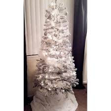 Unlit Artificial Christmas Trees Walmart by White Christmas Trees Walmart Finest Holiday Time Prelit U