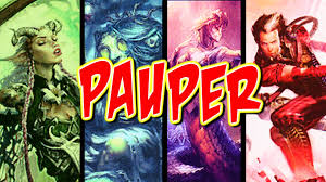 Best Pauper Edh Decks by Mtg Pauper Commander Horde Nivix Guildmage Mistmeadow Witch