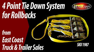 4 Point Tie Down System For Rollbacks GREAT VALUE! - YouTube Mechanical Tips Archives East Coast Truck And Trailer Sales Used Auto Buddys Rays Elizabeth Nj On Twitter Jerrdan Hdr1000 50 Ton Rotator Jam 2016 Photo Image Gallery 2007 Peterbilt 357 Tri Axle Dump Truck For Sale T2838 Youtube Freightliner Crew Cab Jerrdan Rollback Tow For Sale Red White Blue The Trailers Way Bus Buses Trucks Brisbane