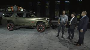 Chevrolet Performance At SEMA 2017 | Luke Bryan Suburban Concept |  Livestream