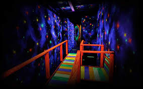 Halloween Theme Park Texas by Thrillvania Haunted House Park Verdun Manor Haunted House In