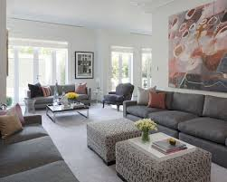 furniture beautiful grey sofas decoration in modern and
