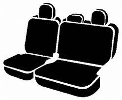 100 Neoprene Truck Seat Covers Neo Custom Fit Fia NP9237GRAY Titan