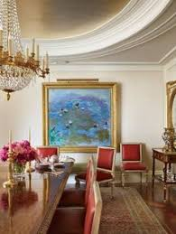 Traditional Dining Room By Michael S Smith Inc And Peter Pennoyer Architects In New