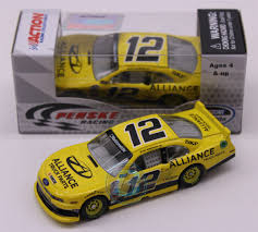 100 Alliance Truck Parts Sam Hornish Jr 2013 164 Nascar Diecast