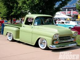 1956 Chevy Napco 4x4 Truck 3 YouTube | Chevy Trucks | Pinterest ... 56575859 Chevy Truck Shop 1958 Apache Pickup Joels Old Car Pictures Bagged Swb Ls1 And 4l60e Youtube Patina 59 Pickup Truck Google Zoeken Patina Chevy Trucks Quick 5559 Chevrolet Task Force Id Guide 11 58 Pinterest Apache Classics Rods Customs 1939 Seat Swap Options Hot Rod Forum Hotrodders For Sale On Classiccarscom Ez Chassis Swaps With A Twinturbo Engine Swap Depot