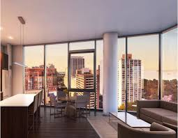 Tiny Tower Floors 2017 by Rents In New Lakeview Apartment Building Start At Nearly 3 000