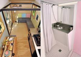 Tiny House Bathroom Shower | Home Bathroom Design Plan Tiny Home Interiors Brilliant Design Ideas Wishbone Bathroom For Small House Birdview Gallery How To Make It Big In Ingeniously Designed On Wheels Shower Plan Beuatiful Interior Lovely And Simple Ideasbamboo Floor And Bathrooms Alluring A 240 Square Feet Tiny House Wheels Afton Tennessee Best 25 Bathroom Ideas Pinterest Mix Styles Traditional Master Basic