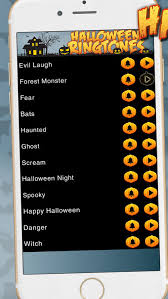 Scary Halloween Ringtones Free by Halloween Ringtones And Scary Notification Sounds By Stevan Djukic