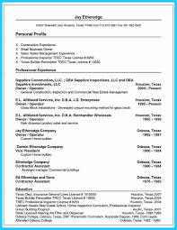 Small Business Owner Resume Examples New Resumell Objective Retail Sample Templates Pdf