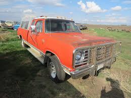 100 1975 Dodge Truck Lot D200 Power Wagon Club Cab Pickup Proxibid Auctions