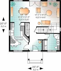 Pictures Small Colonial House by Small Colonial European Historic House Plans House Plan 126 1341